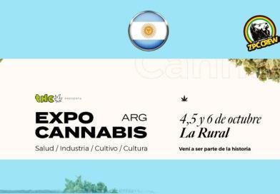 EXPO CANNABIS ARGENTINA , la más grande del país