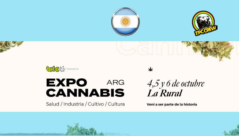 EXPO CANNABIS ARGENTINA