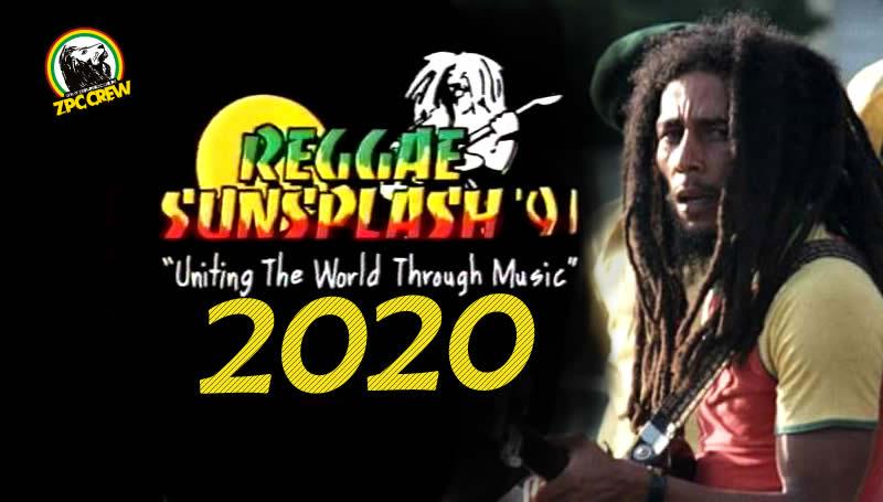REGGAE SUNSPLASH 2020