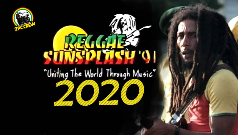 REGGAE SUNSPLASH 2020