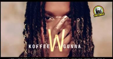 """Koffee y Gunna se unen en una nueva canción """"W"""""""