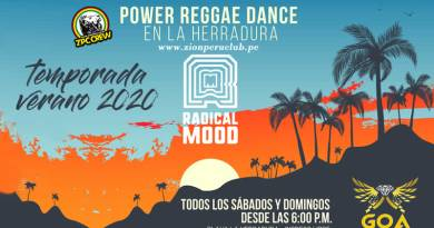 reggae peruano - radical mood