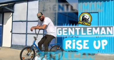 "Gentleman nos presenta  nueva canción y video ""Rise Up"""