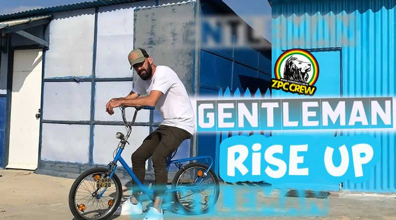 "Gentleman lanza nueva canción y video ""Rise Up"""