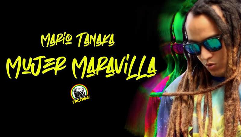 MARIO TANAKA MUJER MARAVILLA