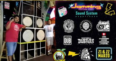 LIMA SOUND SYSTEM EN COLOMBIA