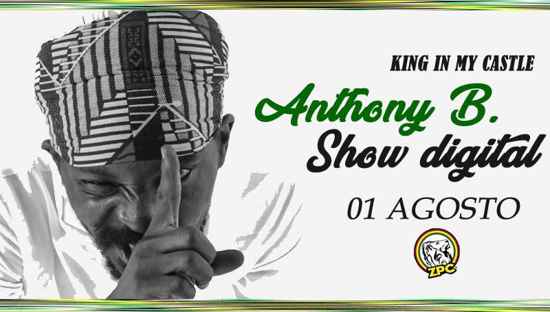 Anthony B. Show Digital
