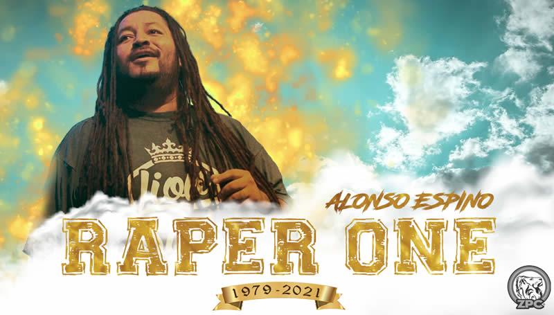 Muere Alonso Espino - Raper One!