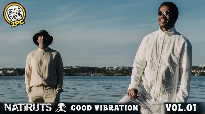 NATIRUTS GOOD VIBRATIONS