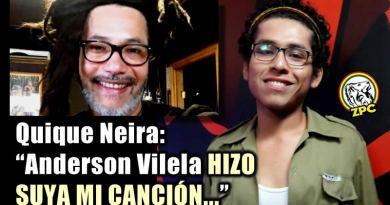 QUIQUE NEIRA Y ANDERSON VILELA