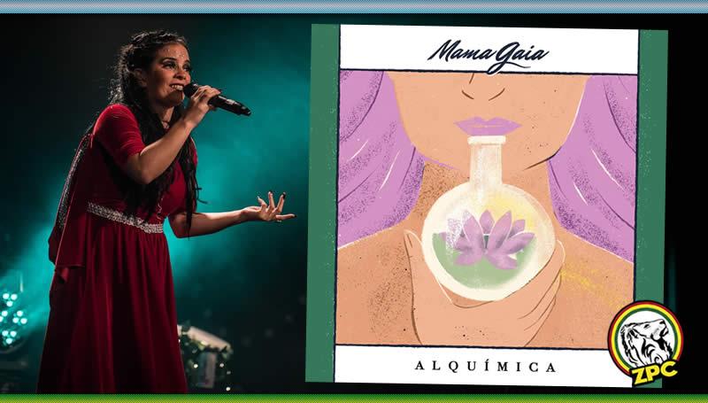 Mama Gaia  Alquímica