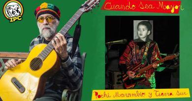 """POCHI MARAMBIO, reggae para niños - """"CUANDO SEAS MAYOR"""""""