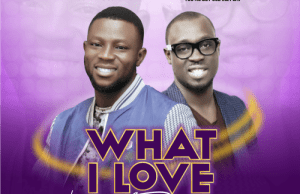 CJ Gospel - Ema Onyx - What I Love About You
