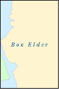 BOX ELDER County, Utah Digital ZIP Code Map