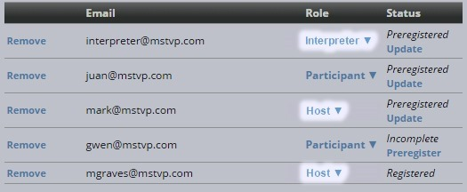 Multiple Hosts