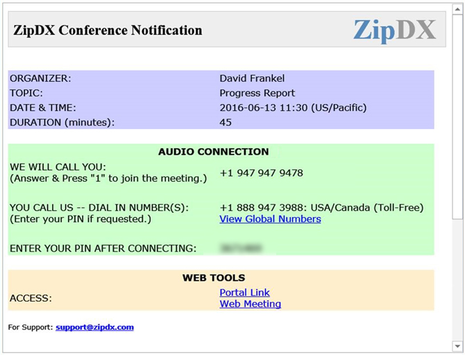 Conference Invitations in English Japanese Korean Chinese French