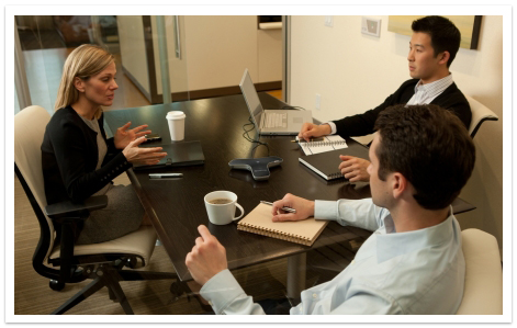 The Audio Conferencing Solution with Infinite Adaptability
