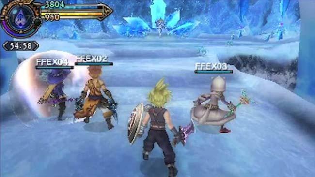 Final Fantasy Explorers ROM Amp 3DS USAUNDUB CIA Region