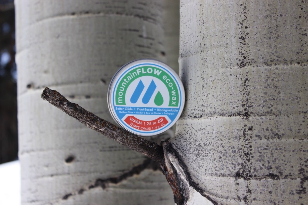 QuickWax Tree - 25º - 40ºF Plant-Based + Biodegradable 0% Petroleum Buttery-smooth glide SIZE: 2 OZ