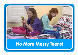No More Messy Teens