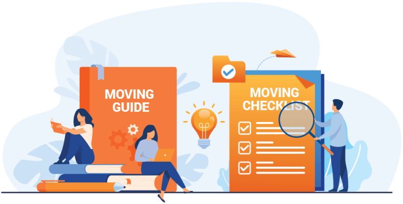 Moving Guide and Moving Checklist