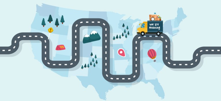 Tips for an interstate move