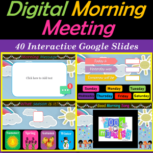 Digital Morning Meeting