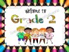 Welcome to Grade 2