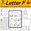 Letter of the Week F