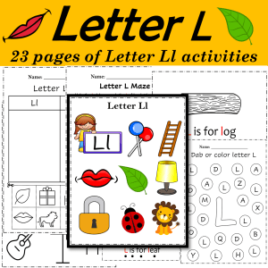 Letter of the Week L