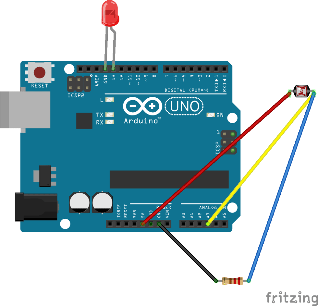 Interfacing The Arduino With Custom Circuits Zippy Robotics Inc Simple Electronics Hobby Circuit Is A Powerful Development Platform For Hobbyists Of All Skill Levels As It Allows Any User To Bring Project Life Just