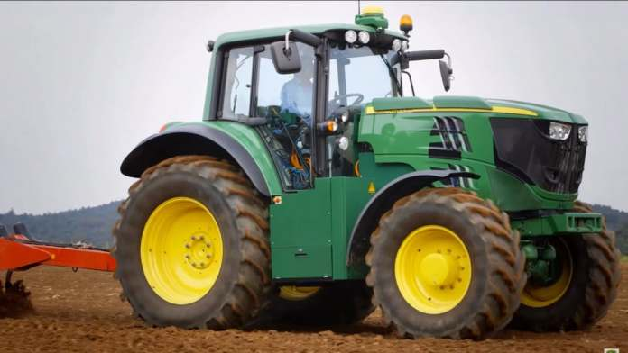 John Deere Sesam Elektrikli Traktör-7