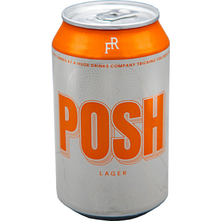 Forest Road posh Lager