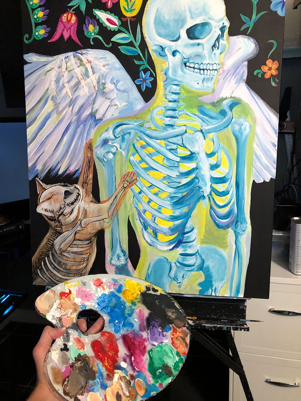 Espíritu, Work in Progress by Amanda Zirzow