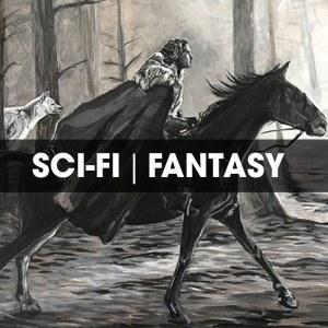Sci-Fi Fantasy Series Art