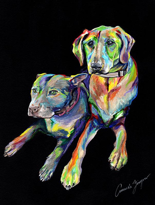 Brisson Dogs