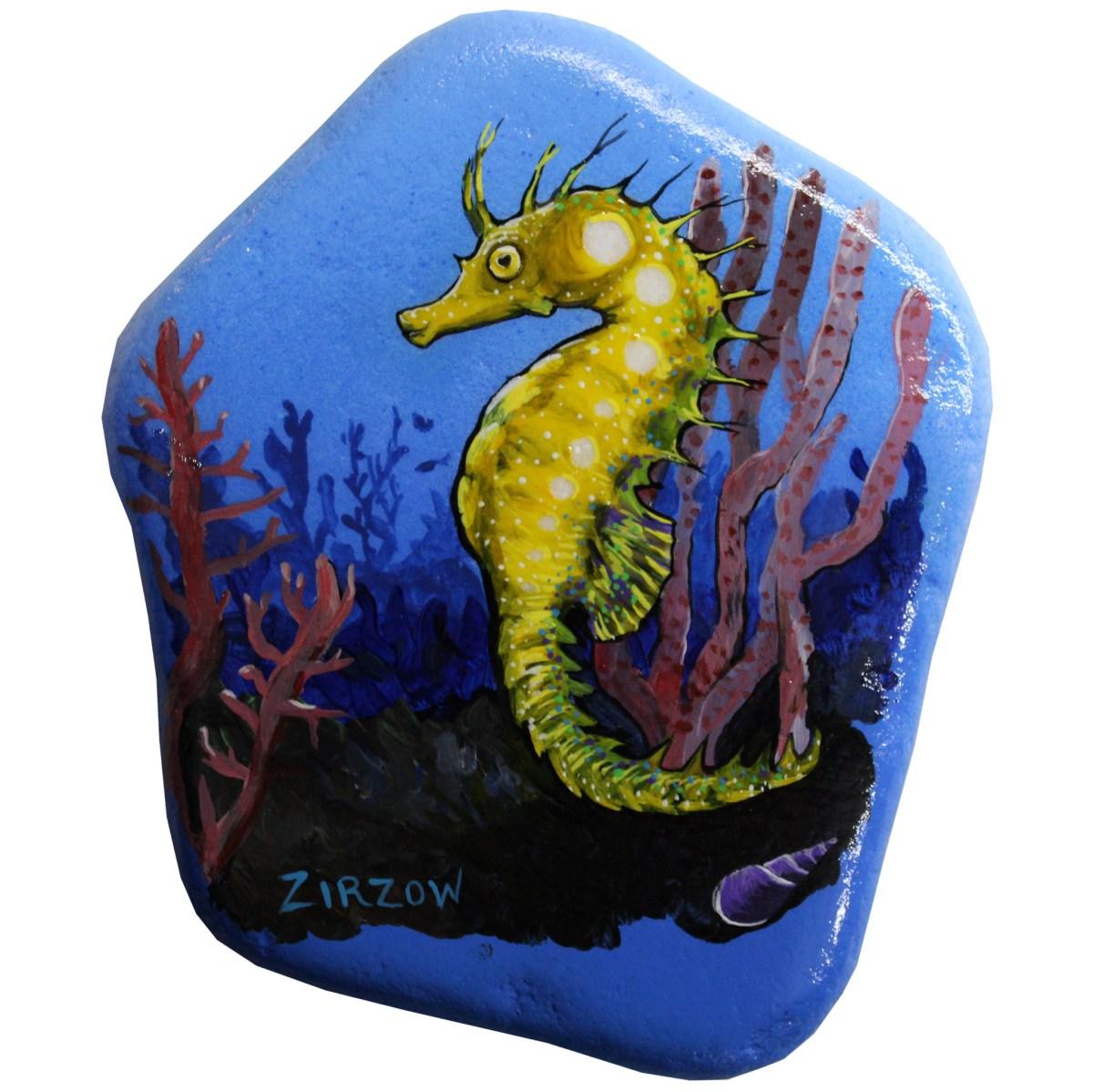 Seahorse | Ocean Life Rocks