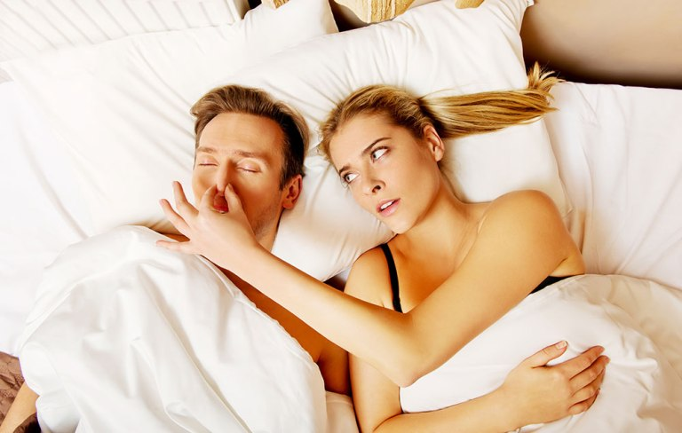 Sleep Made Easy With ZQuiet Anti-Snoring Mouthpiece