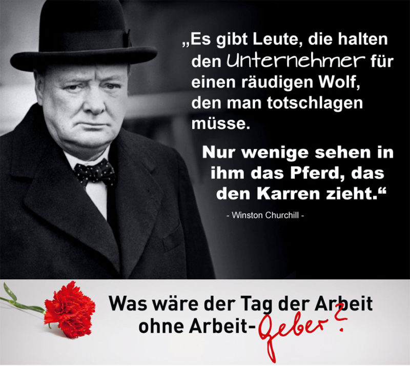Winston Churchill Zitate