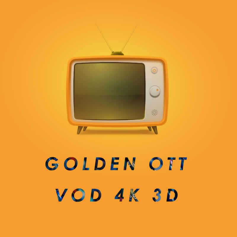 GOLDEN OTT premium OTT iptv