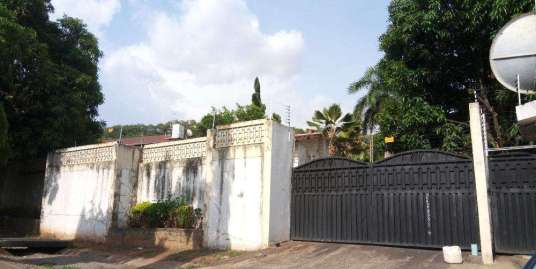 5 BEDROOM DUPLEX ON A 1500sqm LAND FOR SALE