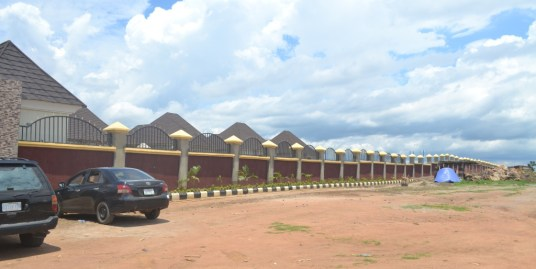 ESTATE LAND FOR SALE IN LUGBE