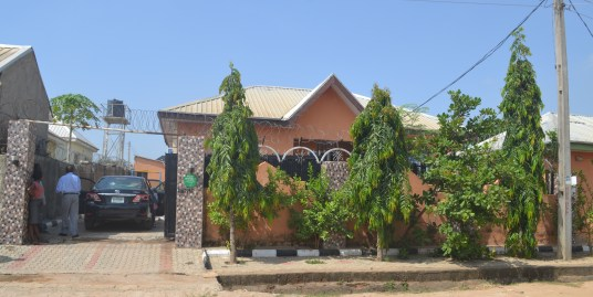 RESIDENTIAL HOUSE FOR SALE FHA LUGBE