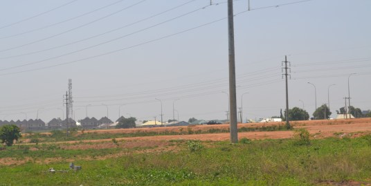 COMMERCIAL LAND FOR SALE AT LUGBE