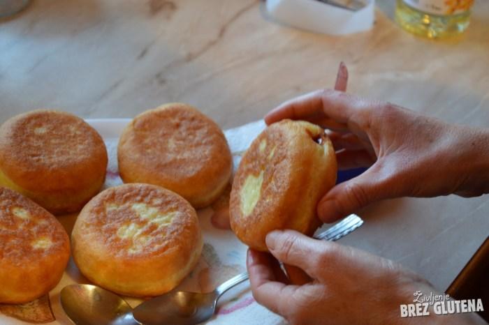 krofi brez glutena jajc in mleka 4