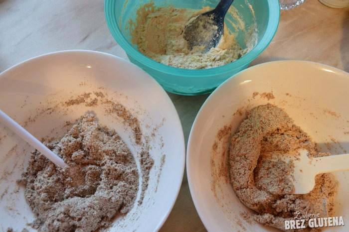 tribarvni fermentiran kvinojin kruh 5