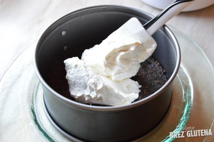 3 sladoledna limonina torta
