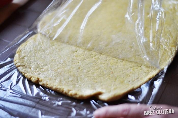 5 valjanje potice brez glutena