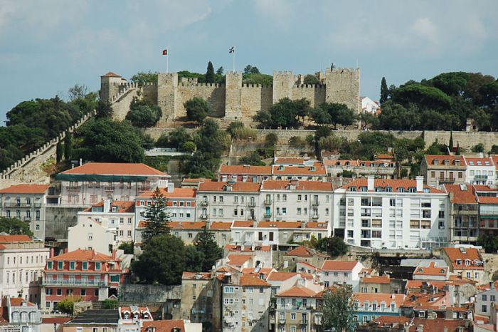 12 lizbona castle san jorge