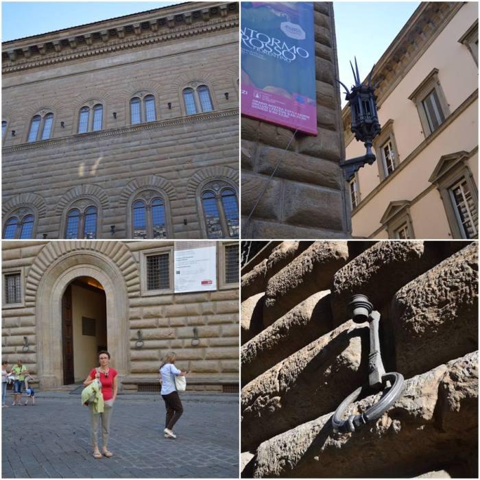 Palača Strozzi celiakaš v Firencah